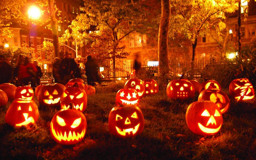 La nuit d'Halloween – 31/10 à Château-chinon et Luzy