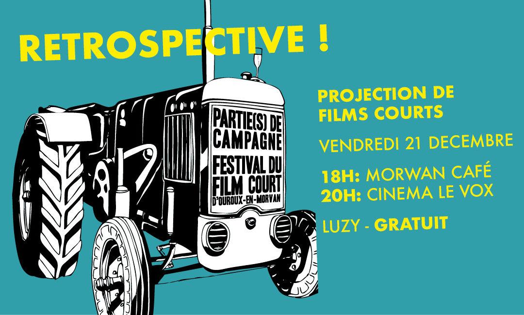 Rétrospective Partie(s) de campagne – Cinéma le Vox – 21/12 – Gratuit