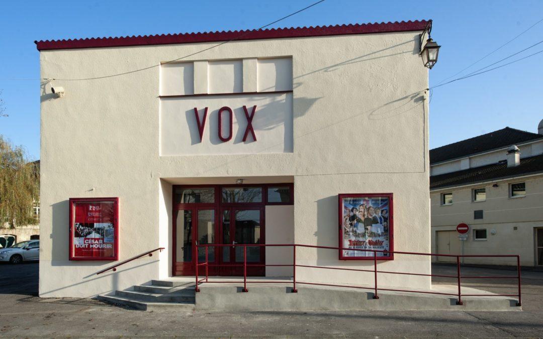 Le Vox – Luzy